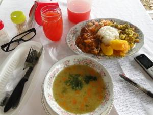 Almuerzo en Tauramena