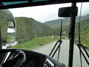 Desde el bus