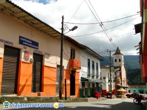 Casas tradicionales.