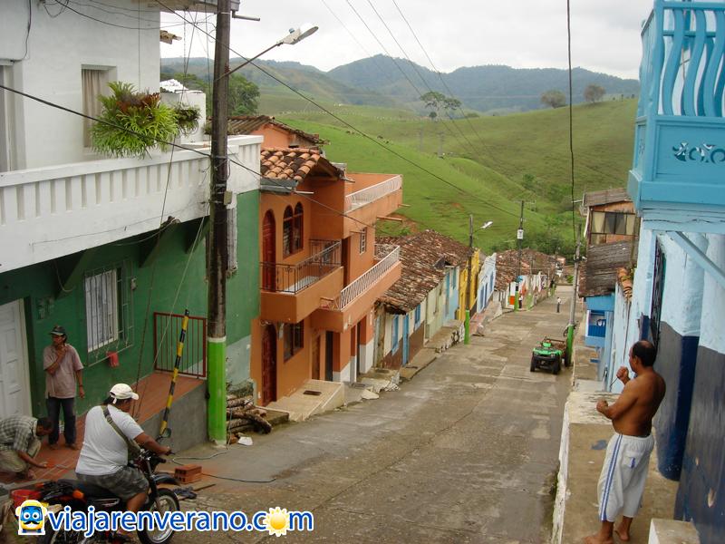 Calle  de Maceo.