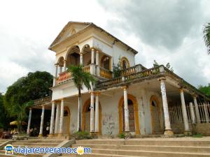 Casa antigua en Ciénaga.
