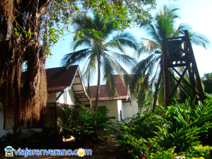 Casa renovada de GGM.