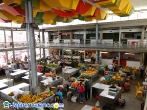 Interior Plaza de Mercado
