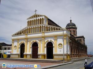 Fachada Iglesia Romana.