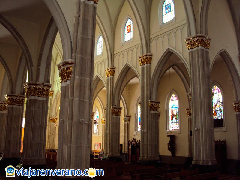 Iglesia Gótica.