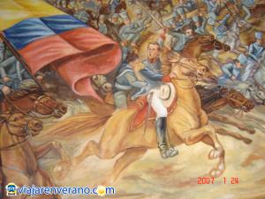 Pintura de José María Córdova