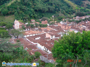 Panorámica de Ciudad Bolívar.