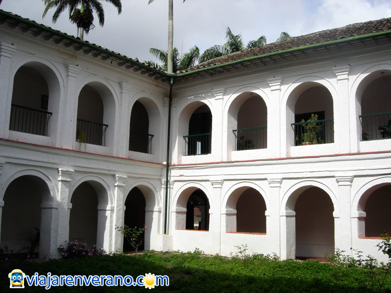 Convento de los Franciscanos Recoletos.