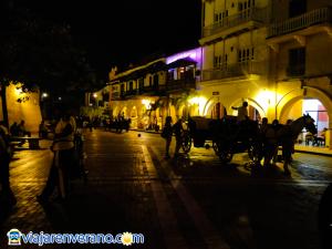 Plaza de la Aduana.