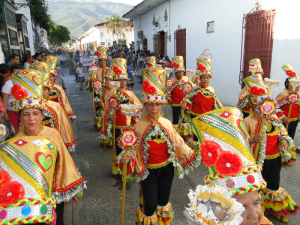 Desfile.