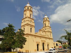 Fachada Iglesia.