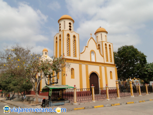 Iglesia principal de Galapa.