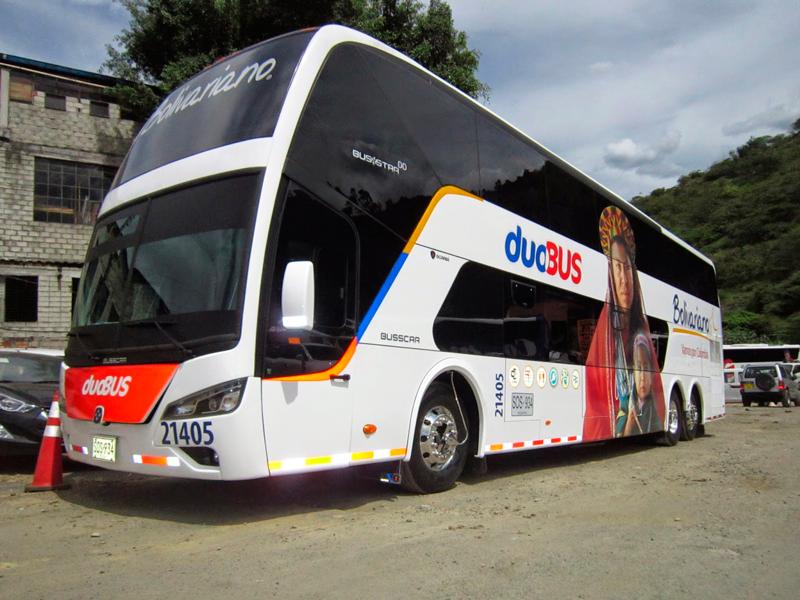 Mi segunda vez en bus de dos pisos en colombia viajar en verano - Autobuses de dos pisos ...