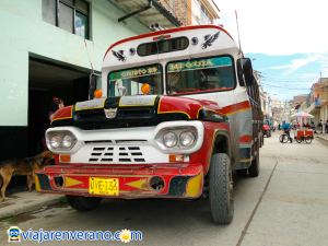 Buseta Ford 1.959.