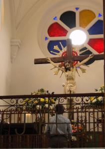 Cristo de Chaguaní.
