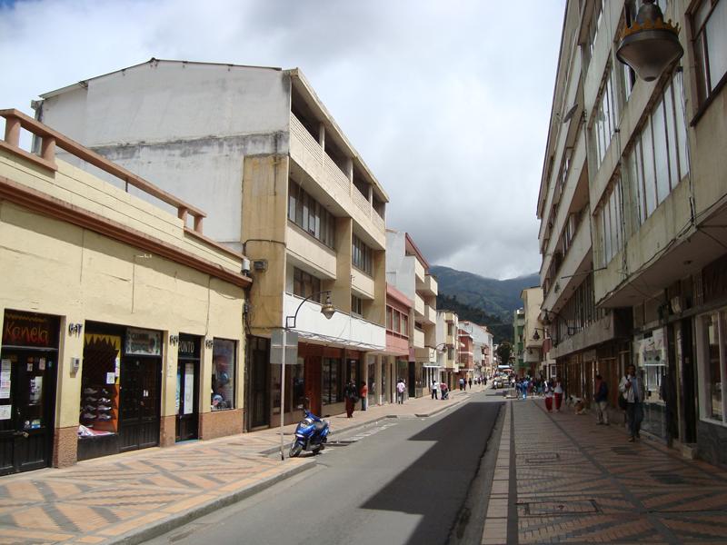 Pamplona norte de santander 2 2 viajar en verano - Oficinas santander pamplona ...