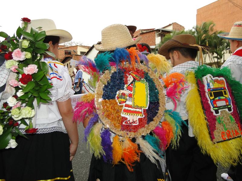 desfile de silleteritos medell n antioquia viajar en