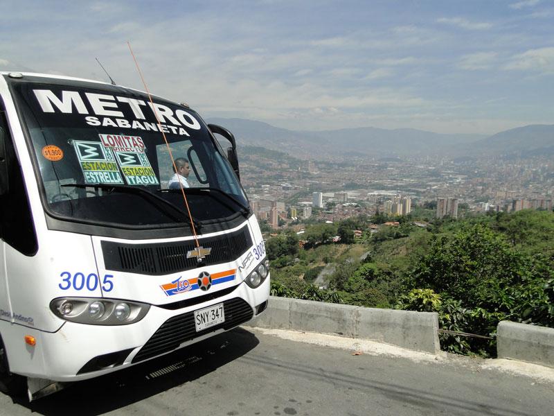 Viajes a $5.000 Sabaneta (Antioquia).