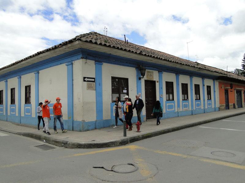 Casa de la Cultura.