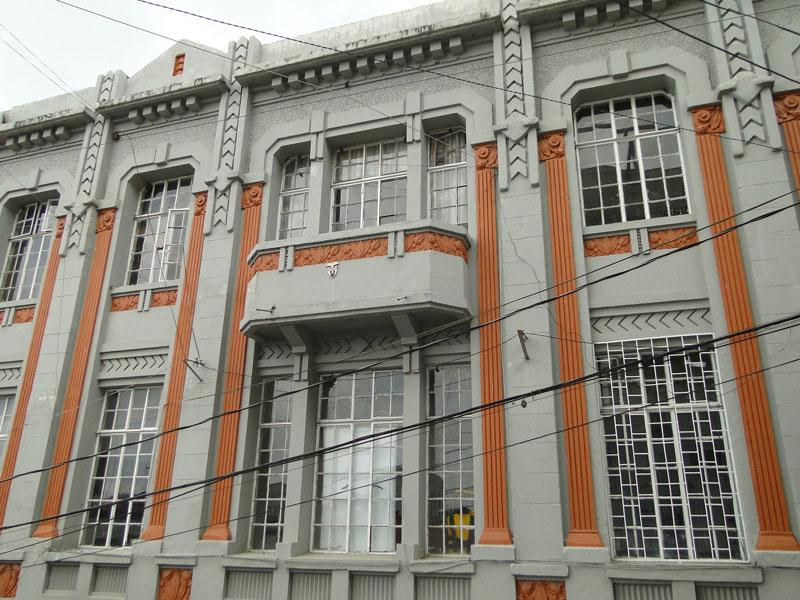 Edificio emblemático.