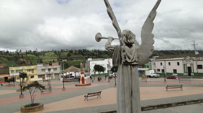 Plaza de Potosí.