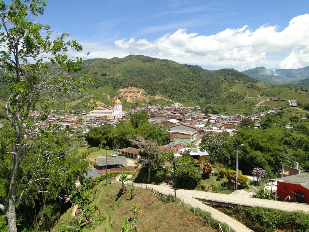 Panorámica de San Rafael.