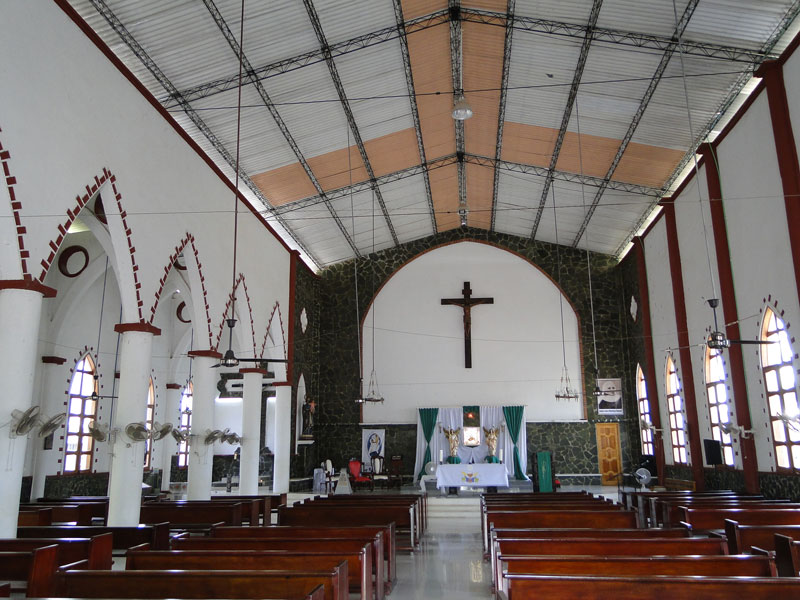 Templo católico.