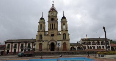 Iglesia parroquial.