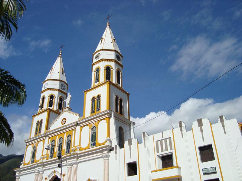 Iglesia de Arboledas.