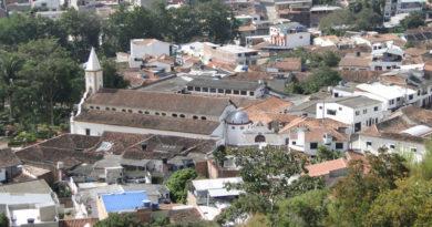 Centro del pueblo.