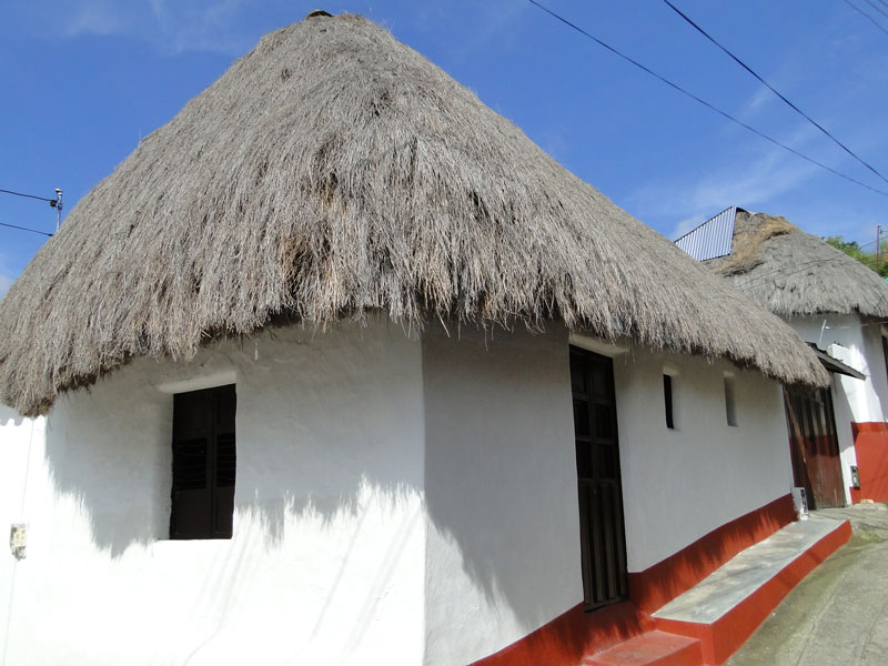Casa antigua.
