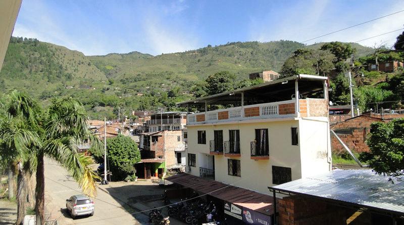 Centro de Suárez.