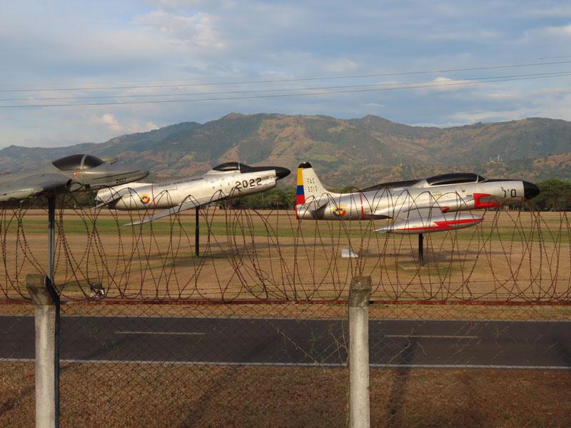 Aviones.
