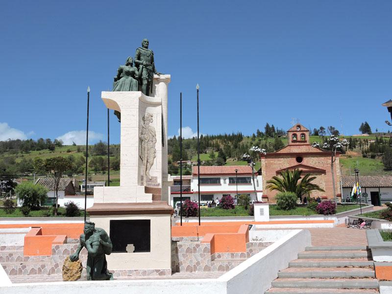 Monumento.