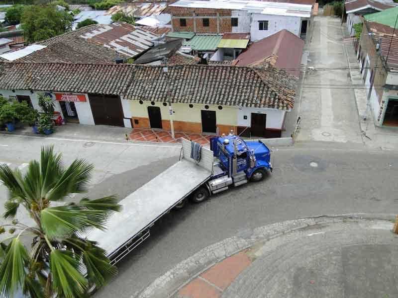 Tracto-camión.