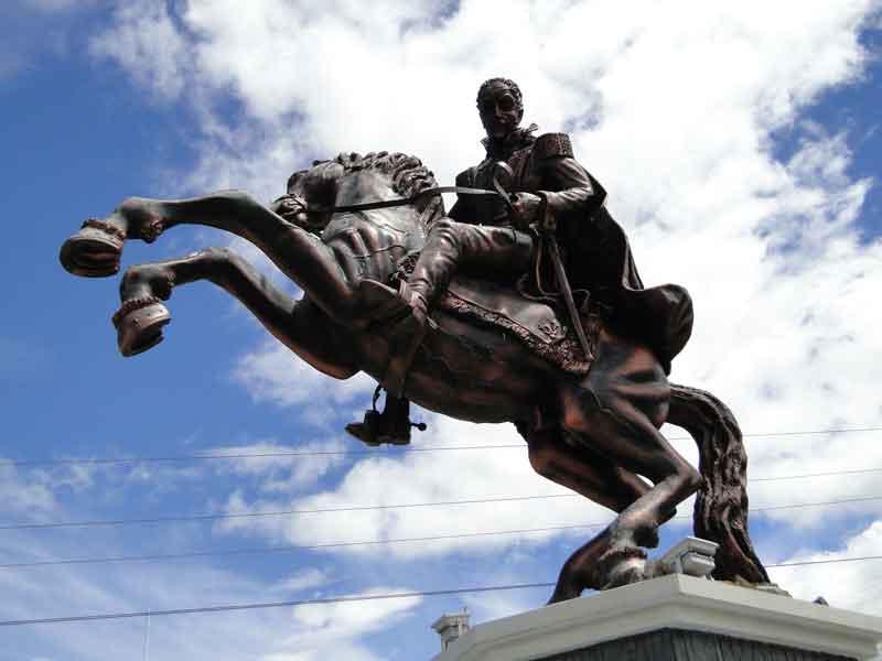 Bolívar.