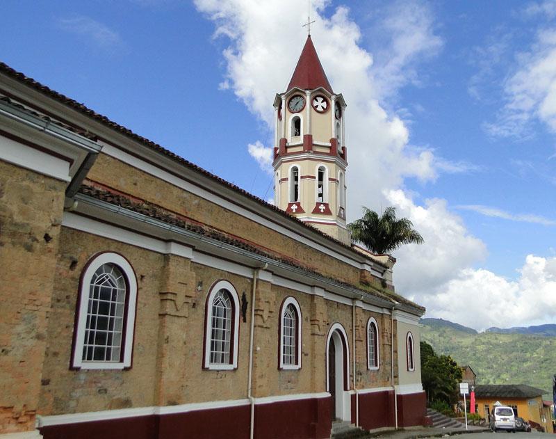 Iglesia.