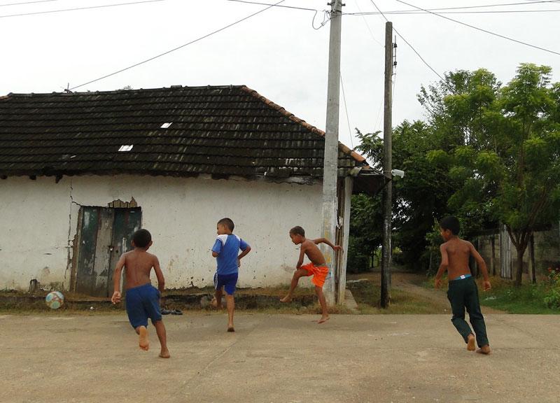 Futbolistas.