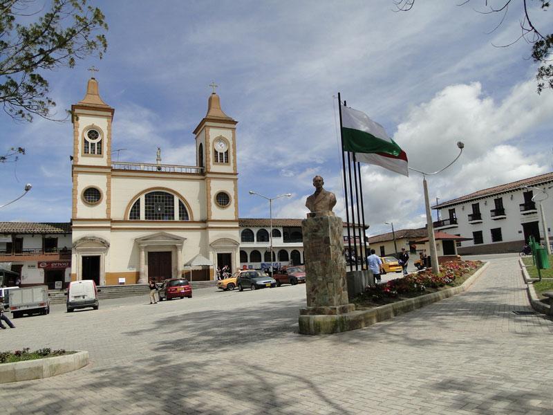 Plaza.