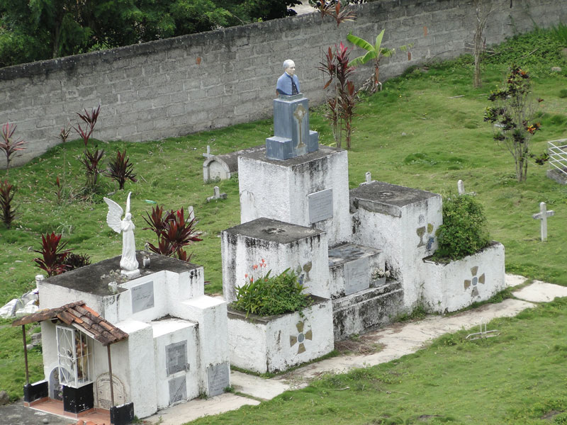 Mausoleo.