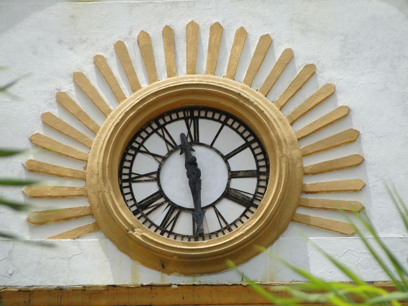 Cronómetro.