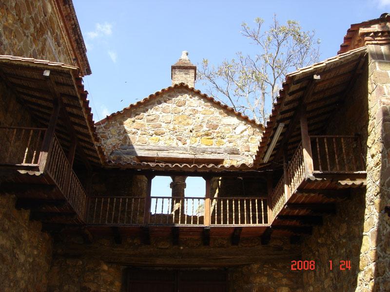 Balcón.