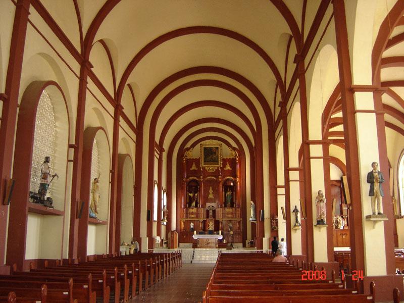 Templo 2008.